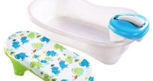 آسان شور و وان حمام کودک سامر کد 18290A مجموعه 2 عددی