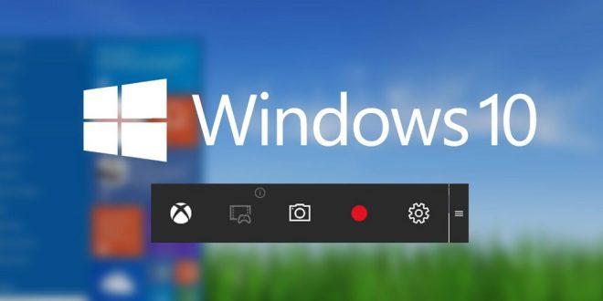 نرم افزار فیلم برداری از دسکاپ ویندوز 10